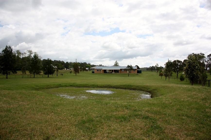 Dam and Yard