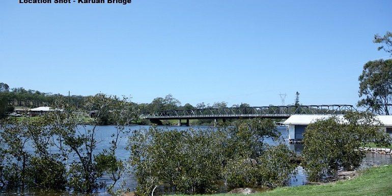 Location shot Bridge 1
