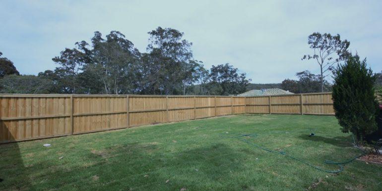 Rear yard1