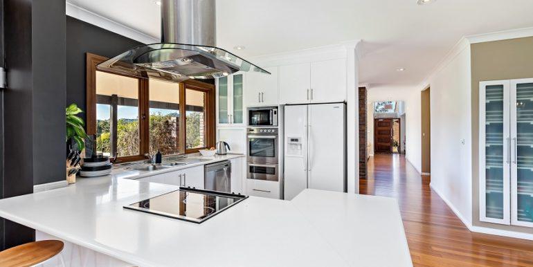 Kitchen Hallwayt